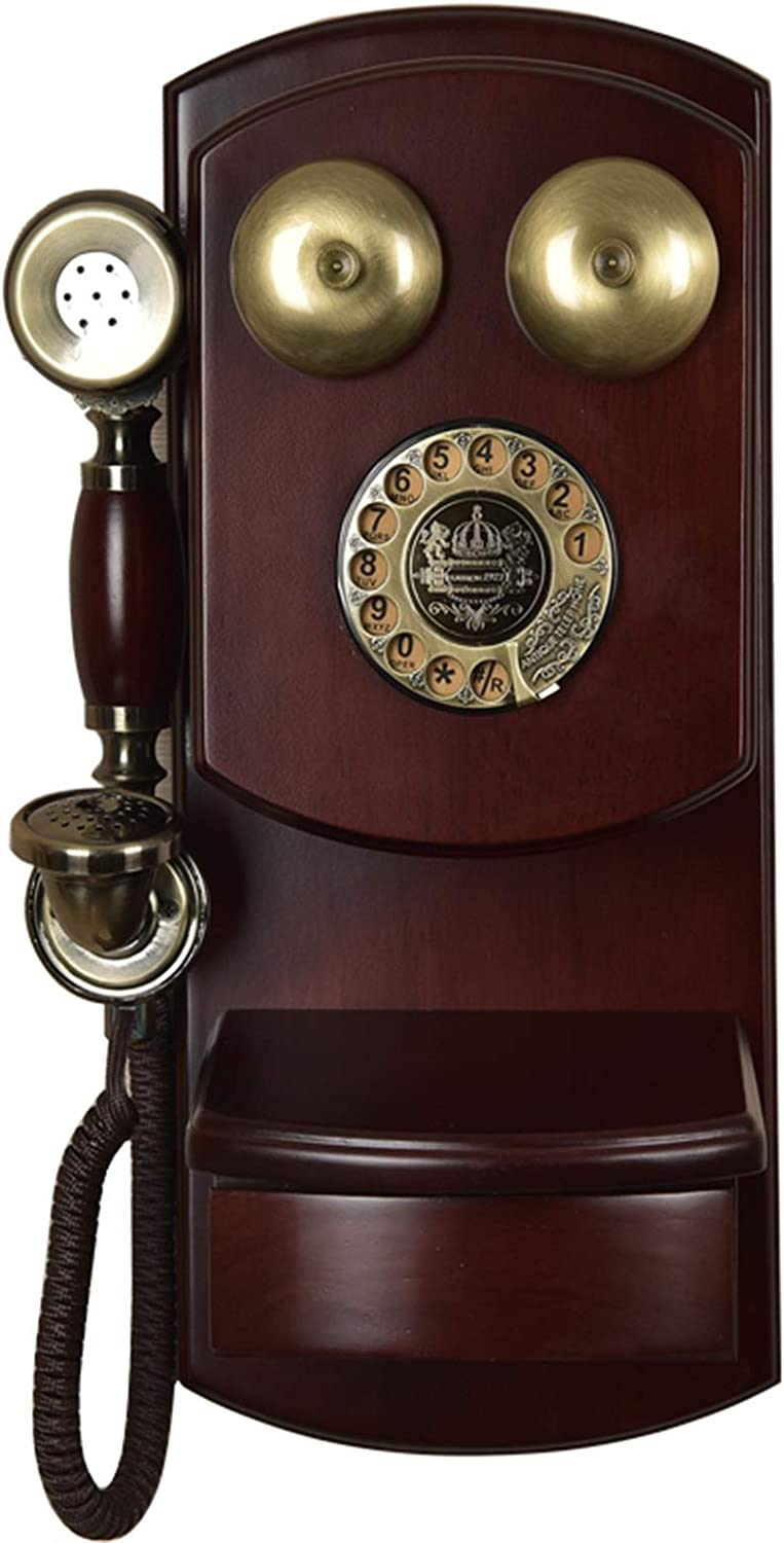 ZHENGYU Vintage Decorate European Telephone Superior Electronic All items in the store Type Wall