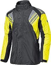 Held Haze Regenjacke Schwarz/Gelb XL