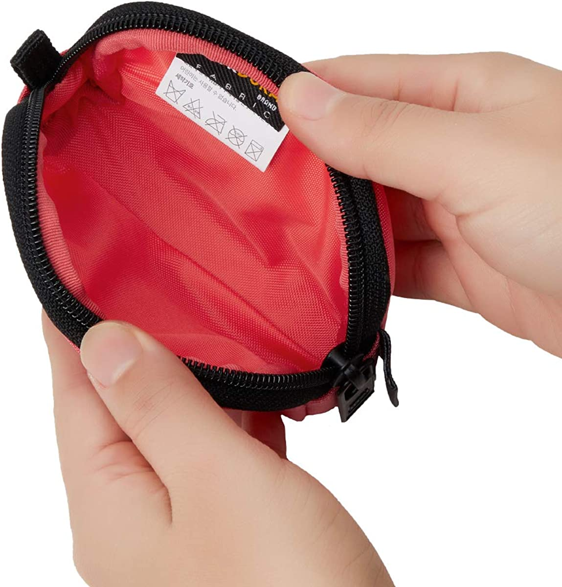 BT21 Character Design Multipurpose ID Card Case Holder Wallet with Zipper
