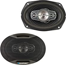 "$35 » Blaupunkt GTX695 6"" x 9"" 5-Way Coaxial Car Speakers 750 Watts 4 Ohm"