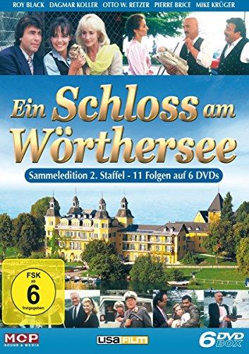 Ein Schloss am Wörthersee - Sammeledition 2. Staffel [11 Folgen auf 6 DVDs)