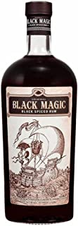 Black Magic Spiced Rum 70cl