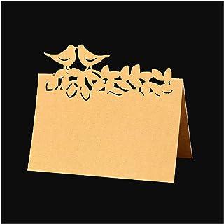 Greeting card بطاقات عطلة الليزر قطع الجدول اسم المكان بطاقات النبات اسم الدانتيل اسم رسالة إعداد بطاقة الزفاف حفلة عيد ال...