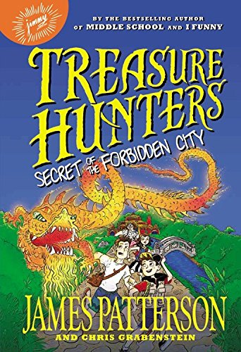 Treasure Hunters: Secret of the Forbidden City (Treasure Hunters, 3)