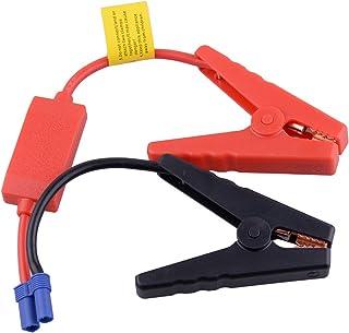 Aramox Pince de batterie de voiture connecteur 12V de la pince EC5 de fil de test de pince de batterie de d/émarreur de saut de secours