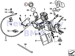 BMW Genuine Ring Antenna Ews Iii 740i 740iL 740iLP 750iL 750iLP 525i 528i 530i 540i 540iP M5 320i 323Ci 323i 325Ci 325i 325xi 328Ci 328i 330Ci 330i 330xi M3 ALPINA V8 Z8 X5 3.0i X5 4.4i X5 4.6is X5 4.
