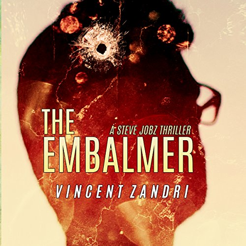 The Embalmer audiobook cover art