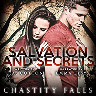 Salvation and Secrets cover art