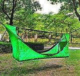 Outdoor Camping Shelter, Tree Tent, Mosquito Net Hammock Canopy Tent Set Outdoor pergola Anti-Mosquito Rainproof Suspension Tent