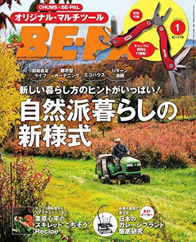 BE-PAL(ビ-パル) 2021年 01 月号 [雑誌]