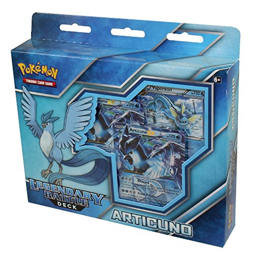 Pokemon TCG: Legendary Battle Decks, Articuno, 60 Card Deck