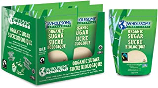 organic whole cane sugar bulk