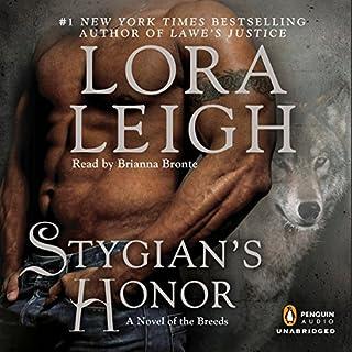 Stygian's Honor audiobook cover art