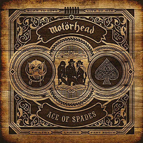 Ace of Spades (40th Anniversary Edition) [Deluxe] [Explicit]