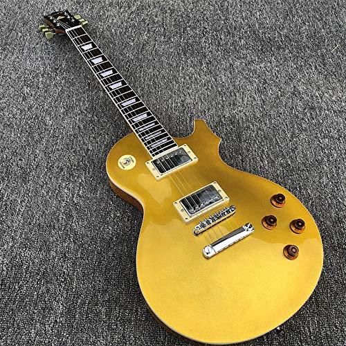 YYYSHOPP Guitars & Gear - Guitarra eléctrica de 6 cuerdas, cuerpo de caoba con cuerda de acero...