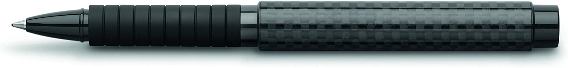 Faber-Castell Basic Black Carbon Rollerball