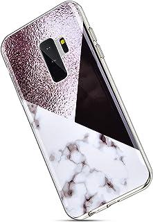 3960e82967f Ukayfe Funda Compatible con Samsung Galaxy S9 Plus Marmo Cover, Marmo#10