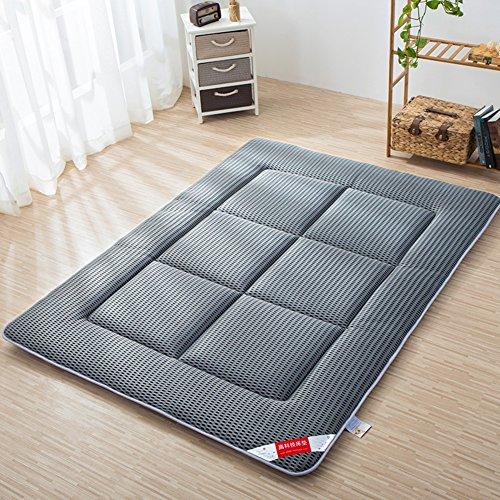 YCTTMM Dicker matratze,Matt mat Thai-Massage Bett Stock-Bett Betten im schlafsaal Student-A 150x200cm(59x79inch)