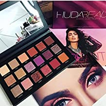 NEW HUDA BEAUTY DESERT DUSK PALETTE 18-COLORS EYESHADOW