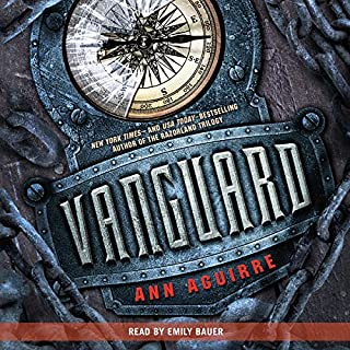 Vanguard                   By:                                                                                                                                 Ann Aguirre                               Narrated by:                                                                                                                                 Emily Bauer                      Length: 12 hrs and 39 mins     43 ratings     Overall 4.2