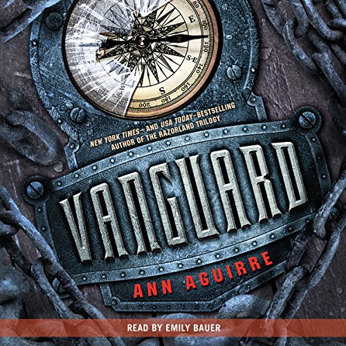 Vanguard cover art