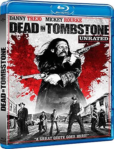 Dead in Tombstone [Version Non censurée]