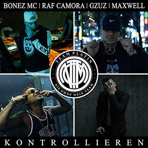 RAF Camora feat. Maxwell, Gzuz & Bonez MC