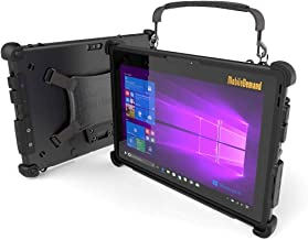 MobileDemand Military Drop-Tested Premium Rugged Case for Microsoft Surface Pro LTE/4/2017 , Black