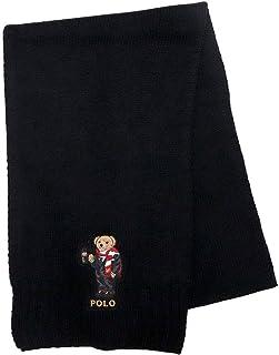 ポロ ラルフローレン (Polo Ralph Lauren) PC0396 MUFFLER スーツ ベアー くま メンズ レディース マフラー 男女兼用 ストール ギフト [並行輸入品]
