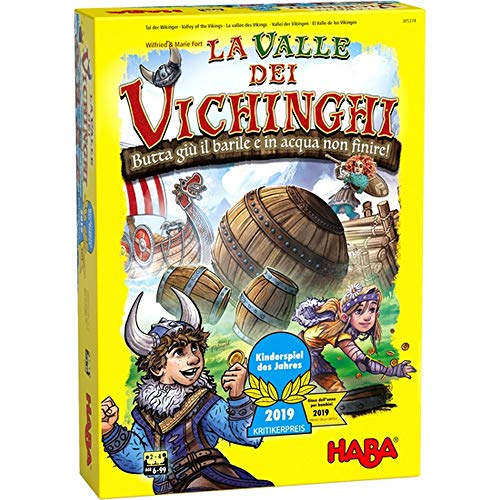 LA Valle dei Vichinghi - Juego de mesa en italiano
