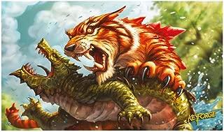 Fantasy Flight Games Keyforge: Mighty Tiger Playmat