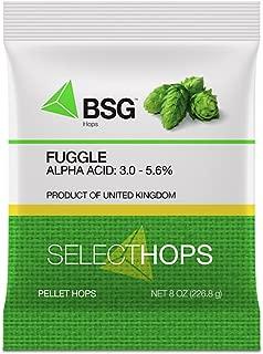 BSG Hops Fuggle Hop Pellets 8 oz.