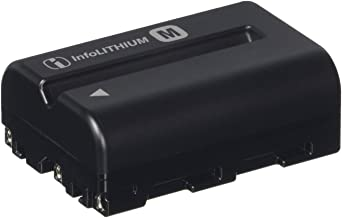 ソニー リチャージャブルバッテリーパック NP-FM500H