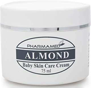 Pharmamed Almond Baby Skin Care Cream - 75 ml