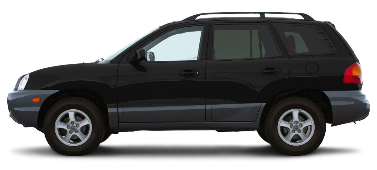 Amazon Com 2002 Hyundai Santa Fe Reviews Images And Specs Vehicles