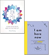 Zen as F*ck and I Am Here Now 2 Books Collection Set