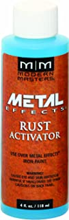 Modern Masters PA904-04 Rust Activator, 4-Ounce