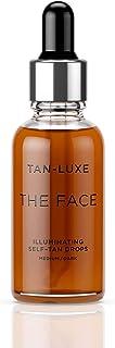 TAN-LUXE The FACE Illuminating Self Tan Drops 30ml Medium-