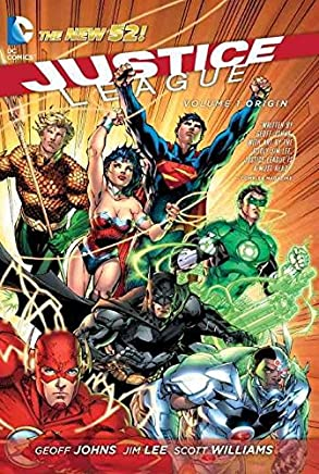 [Justice League: Origin Volume 1] (By (artist)  Jim Lee , By (author)  Geoff Johns) [published: February, 2013]