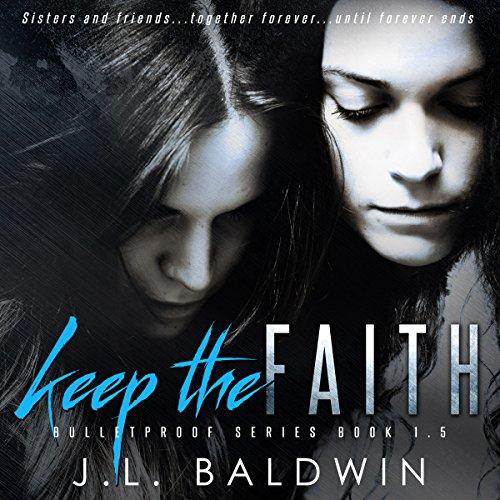 Keep the Faith audiobook cover art
