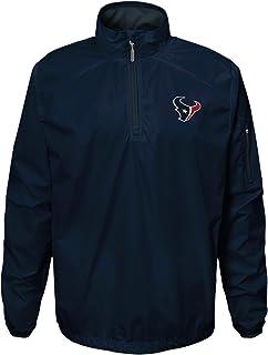 NFL Youth Boys Alpha Performance 1/4 Zip Jacket