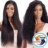 LOOSE CURL 7PCS (18' 20' 22') - Naked Nature Brazilian Virgin Remy 100% Human Hair Wet & Wavy