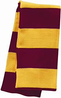Best maroon and gold scarf Reviews