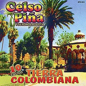 10 Exitos Tierra Colombiana