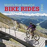 World s Most Beautiful Bike Rides 2022 Wall Calendar