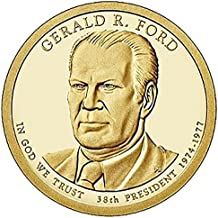 2016 P, D 2 Coin - Gerald R Ford Presidential Uncirculated
