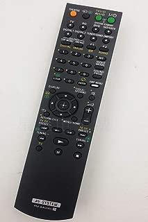 FidgetKute Remote Control for Sony HT-DDW7000 SS-MCT1 RM-AAU057 RM-AAU058 AV System Show One Size