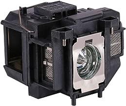 LOUTOC Projector Lamp Bulb V13H010L67 for Epson ELPLP67 EX5210 EX7210 EX3210 EX3212 VS210 VS220 X12 W12 S12, PowerLite Home Cinema 500 707 710HD 750HD