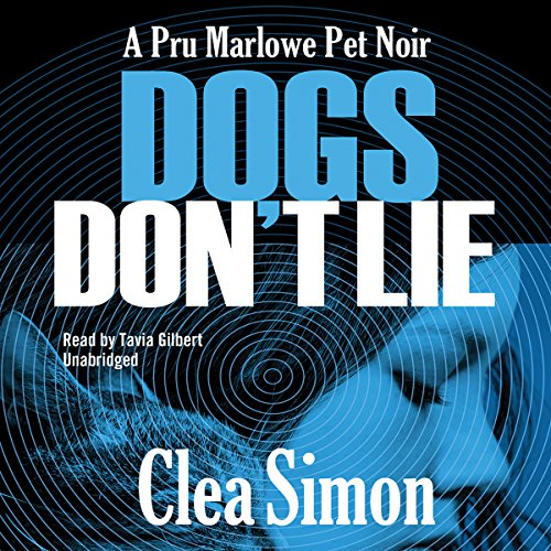 Dogs Don't Lie audiobook cover art