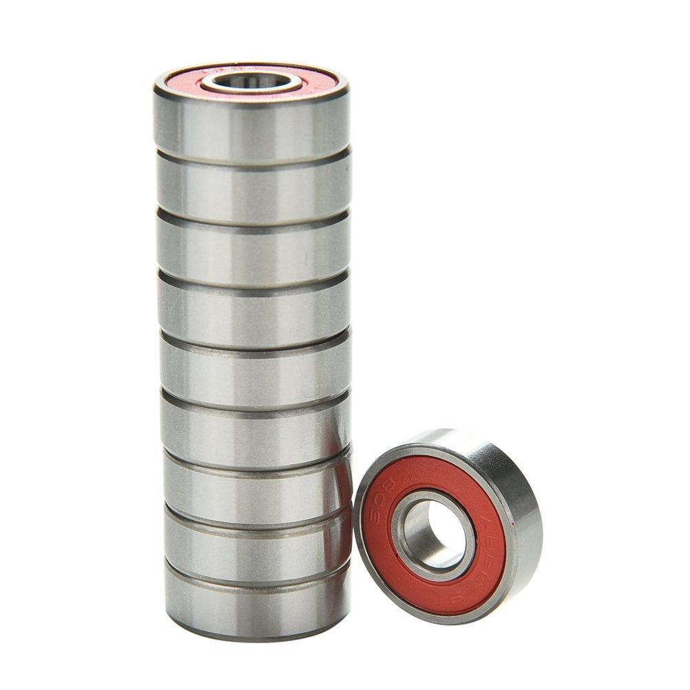 Pack of 4 SkateHut ABEC 9 Bearings